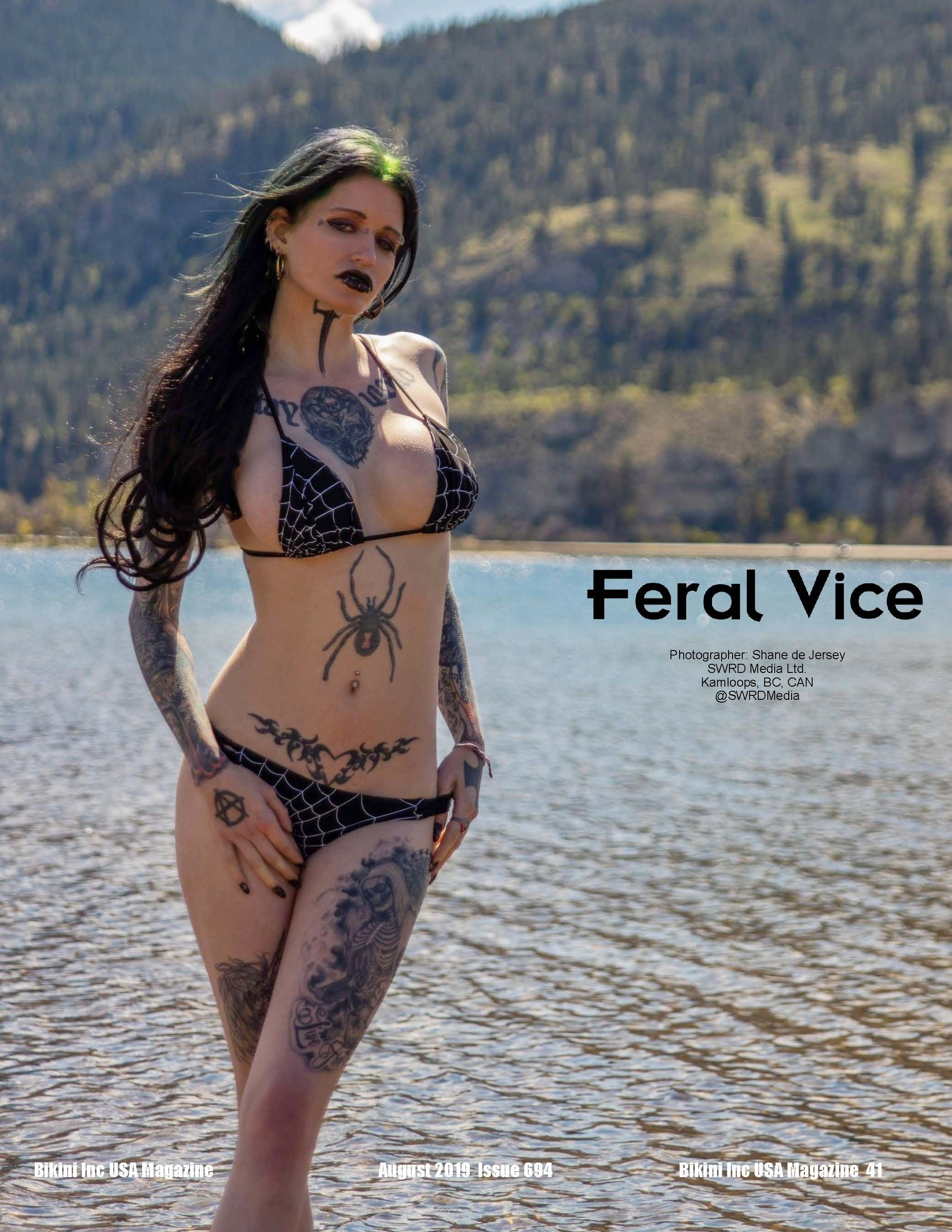 Feral Vice - Aug 2019