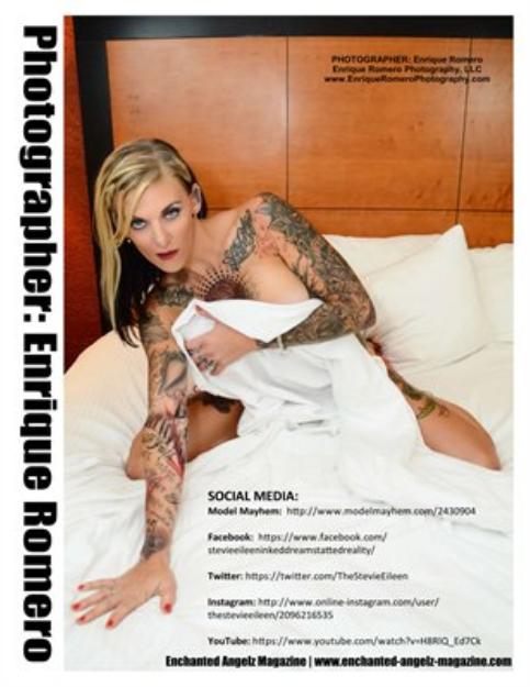 Stevie Eileen - Oct 2016