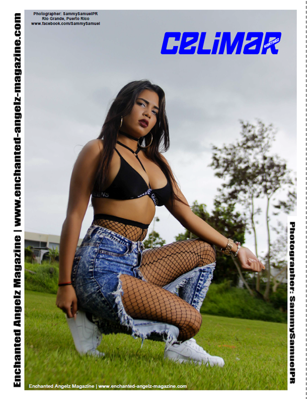 Celimar Martinez - May 2017