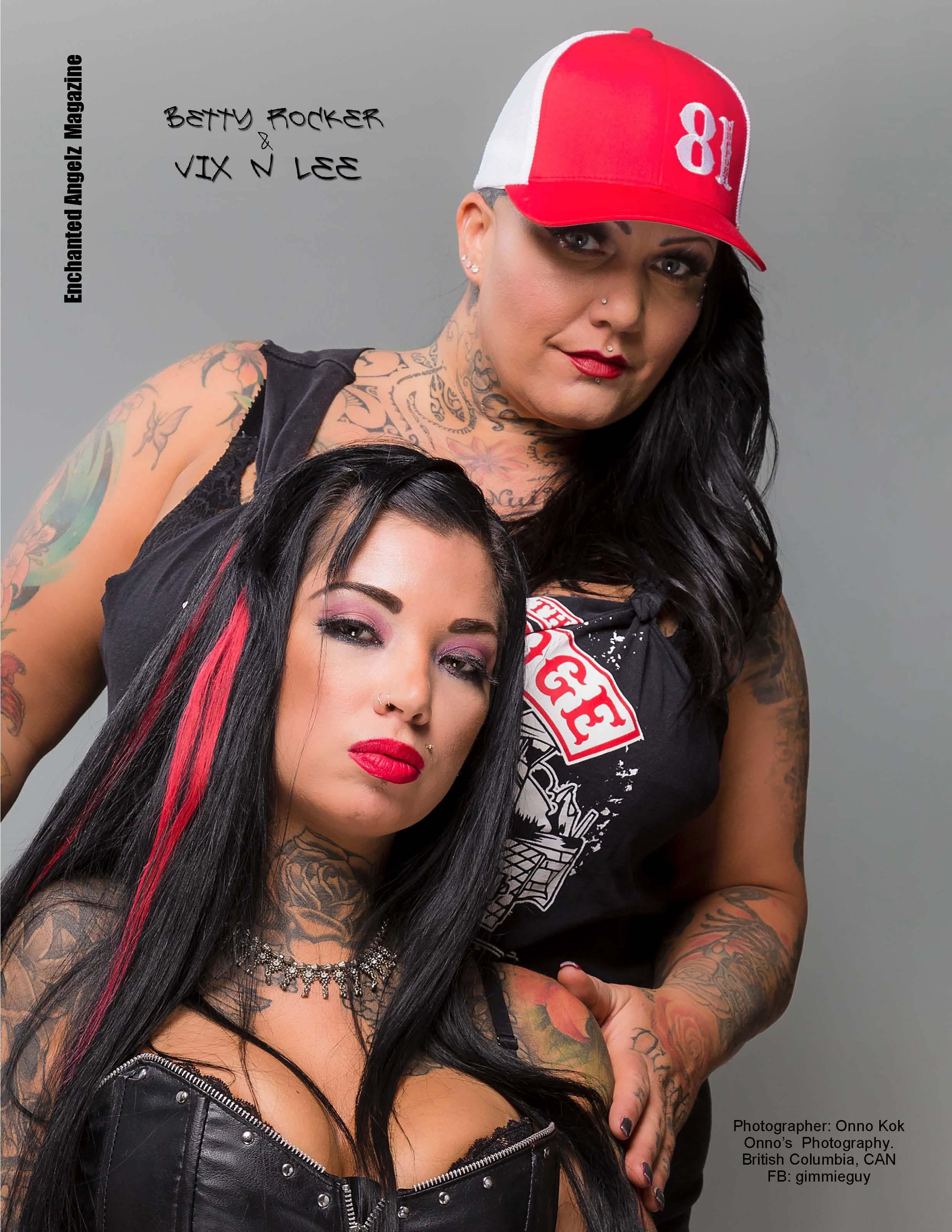Betty & VixNLee - Oct 2017