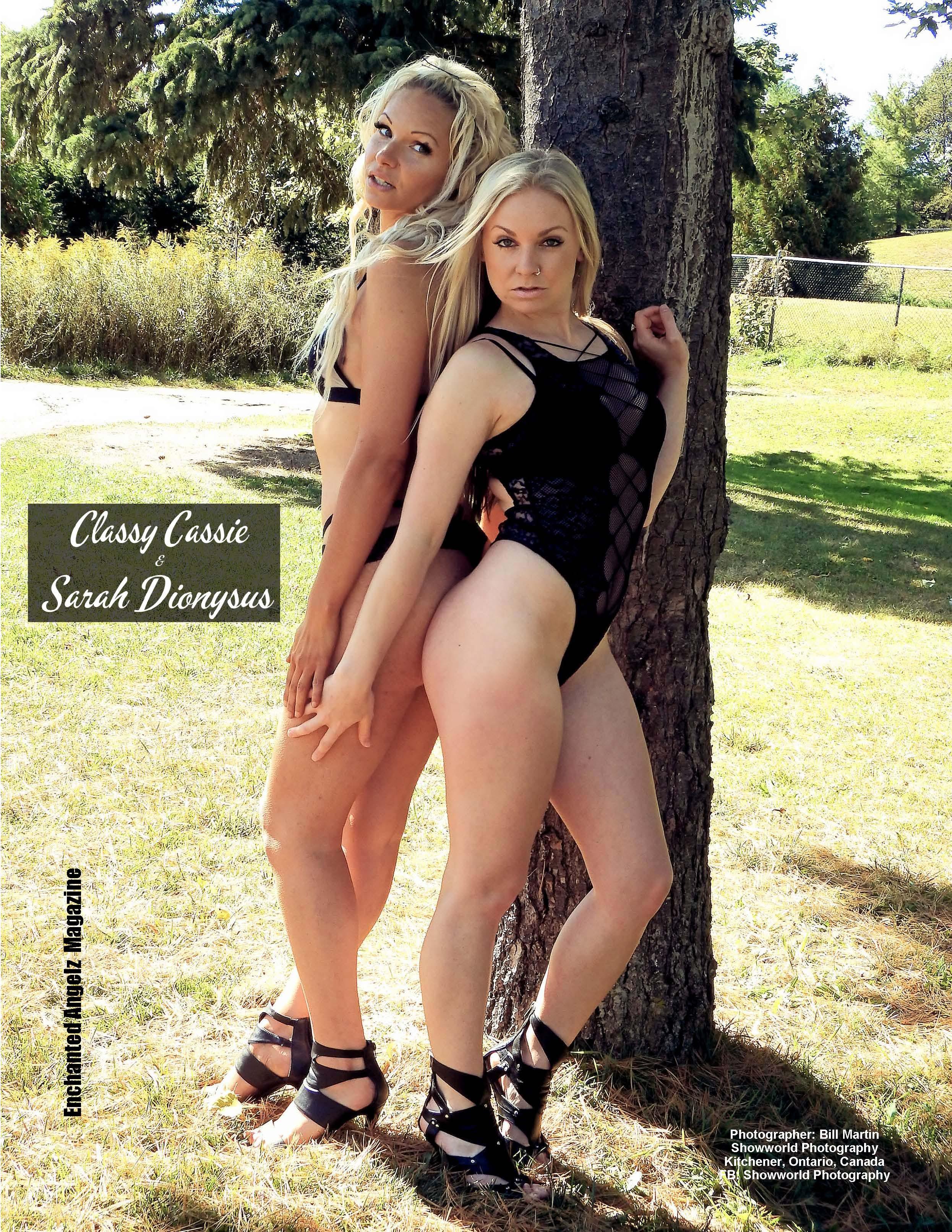 Cassie & Sarah - Nov 2017