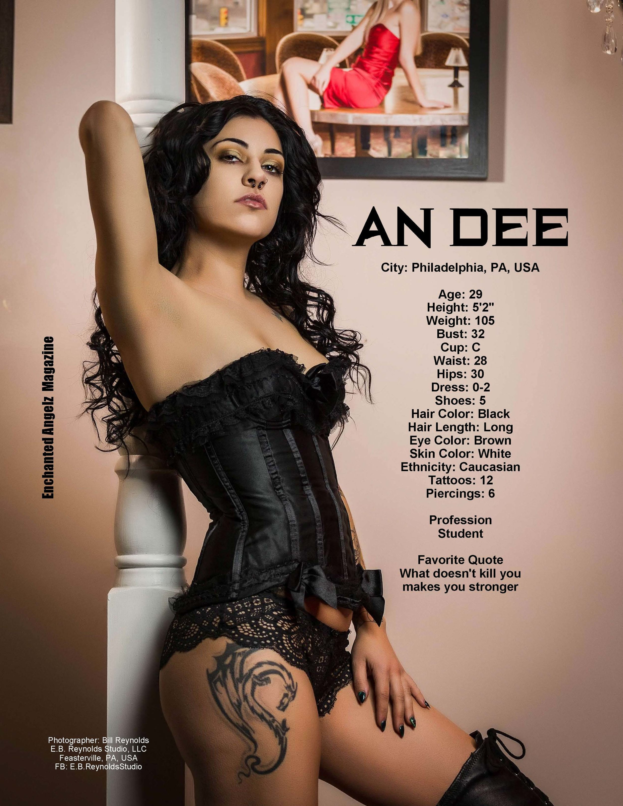An Dee - May 2018