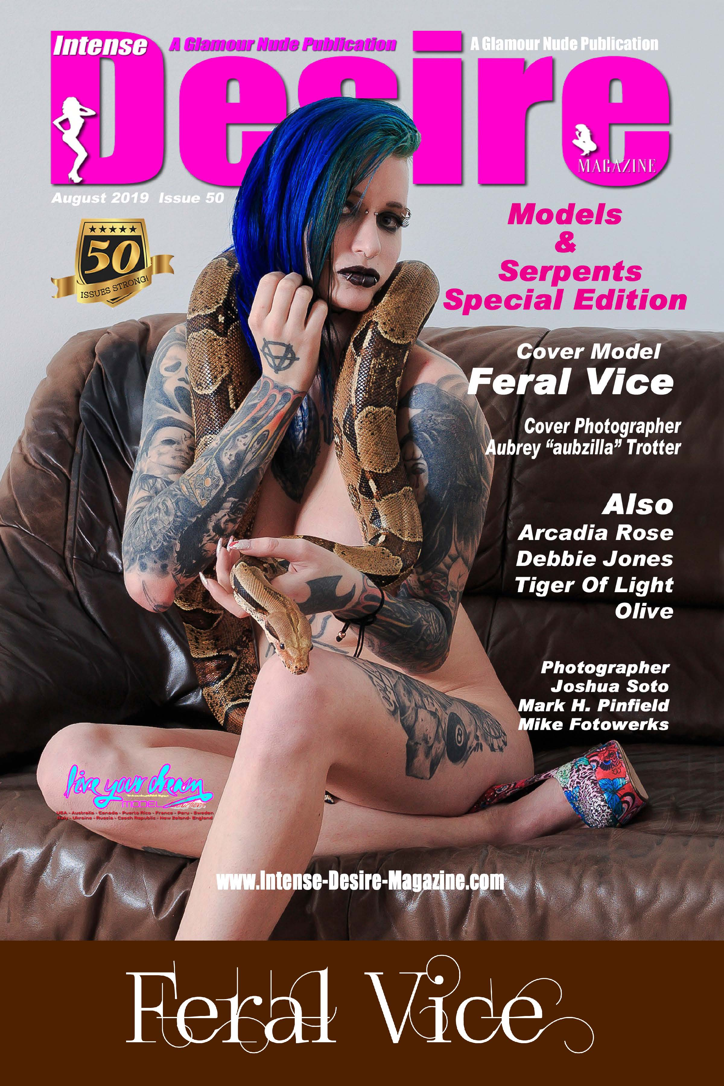 August 2019 - Special Edition