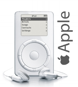 Original iPod Product Design