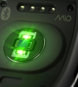 MIO Aplha heart rate tracker