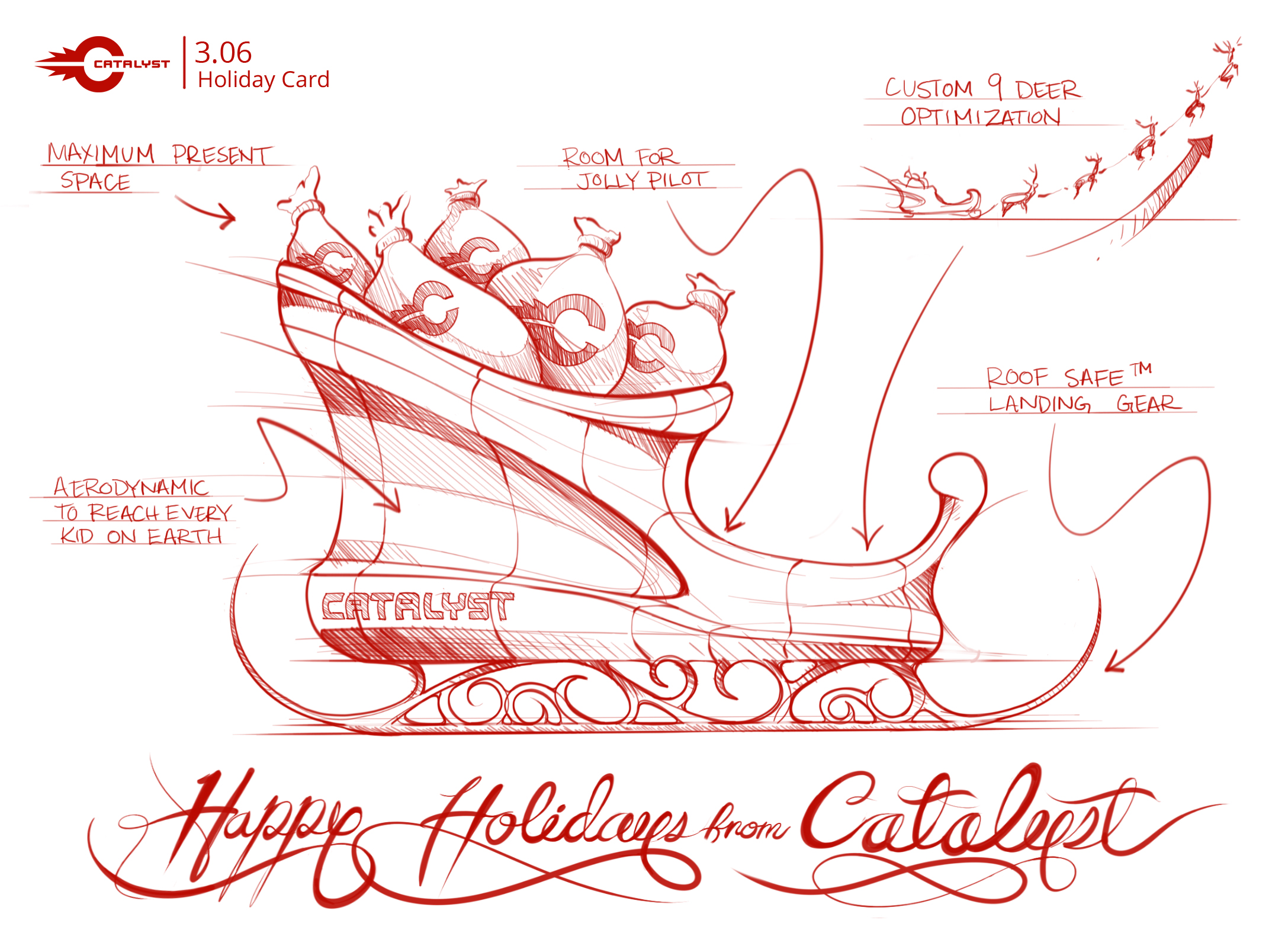 An Engineering Perspective on Santa Claus