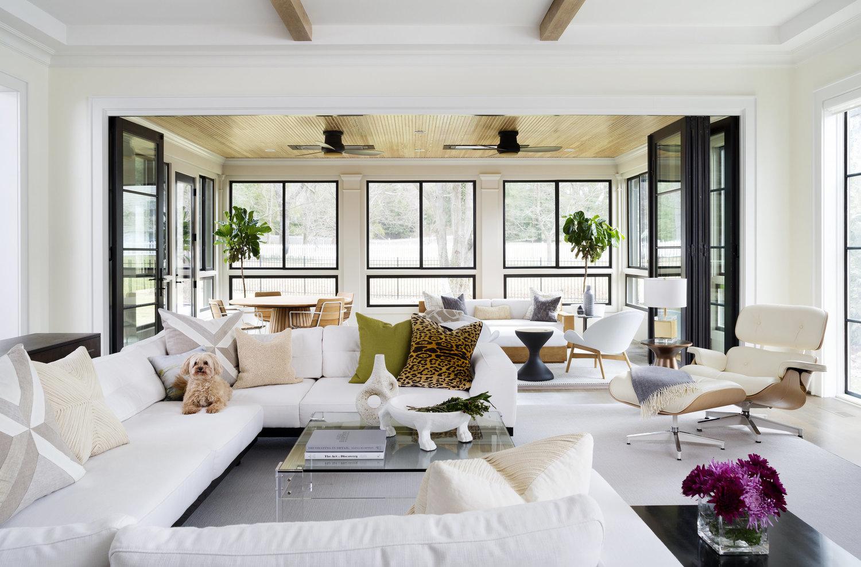 Modern Potomac House -