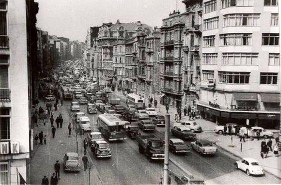 Κων/πολη 1969, Οδός Halaskargazi