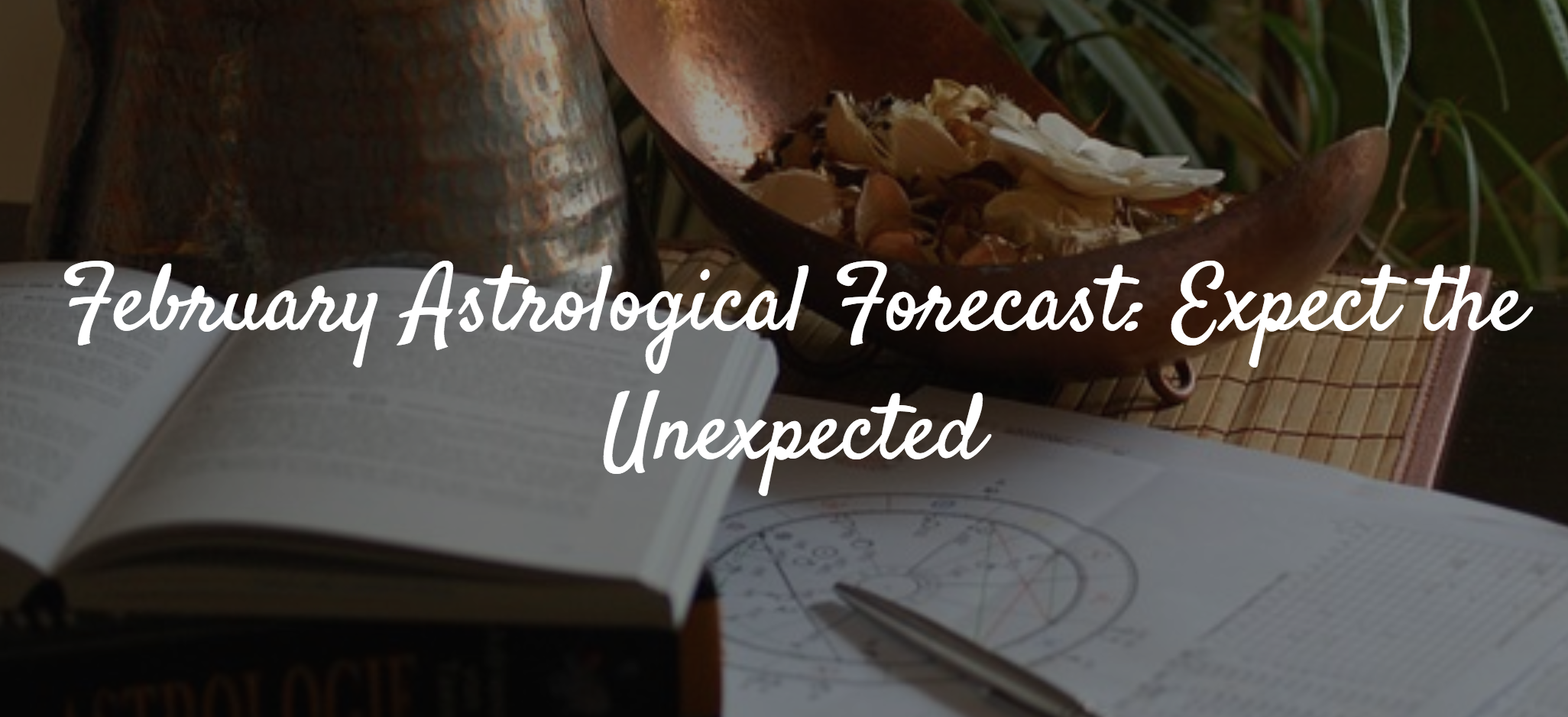 February 2018 Astrological Forecast