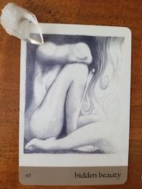 HIDDEN BEAUTY - Journey of Love Oracle Cards, Alana Fairchild