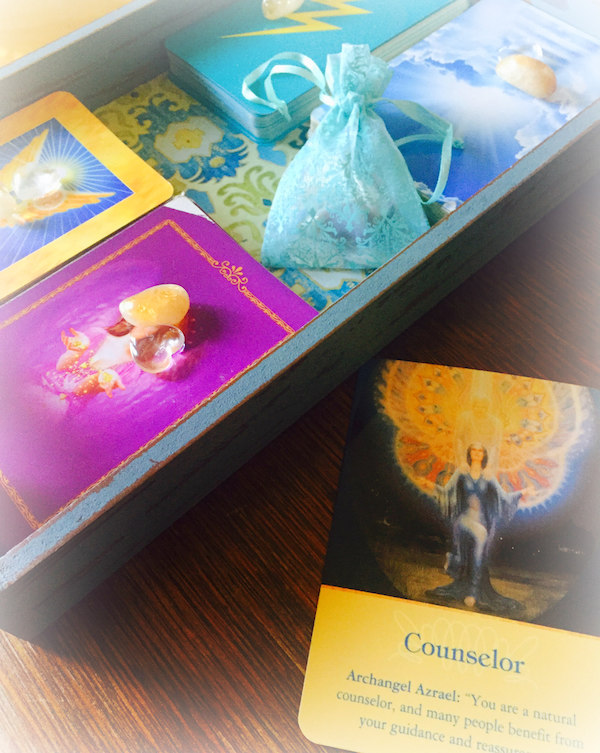 Heather Tharpe, Intuitive Reading