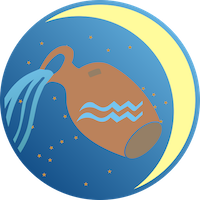 Aquarius Moon