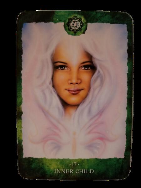 INNER CHILD - Chakra Reading Cards