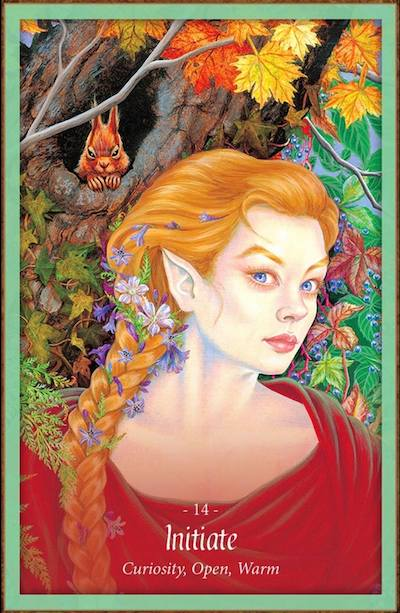 INITIATE - Faery Forest Oracle