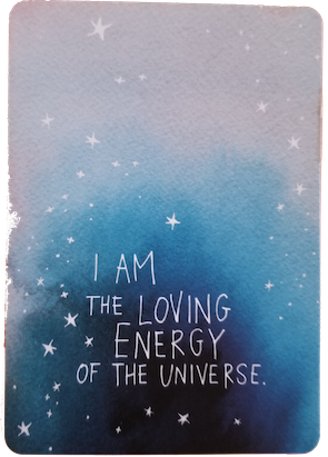 I AM The Loving Energy of the Universe - Universe Has Your back