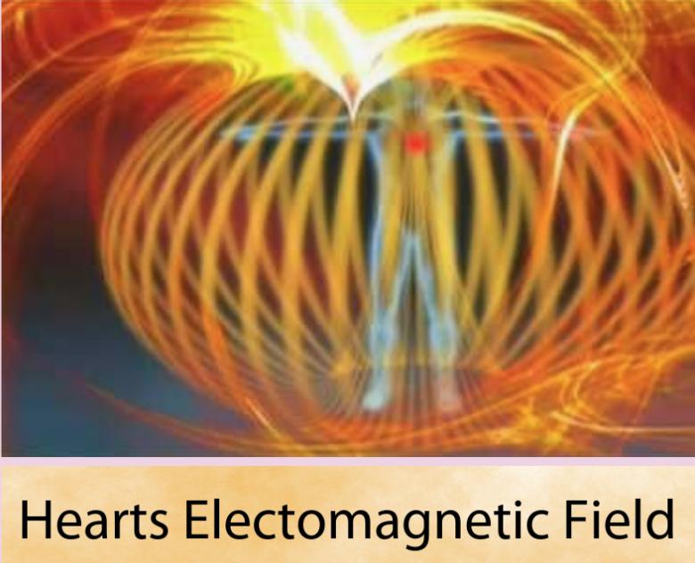 Hearts Electromagnetic Field