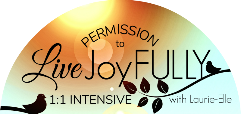 Permission to Live JoyFULLY 1:1 Intensive