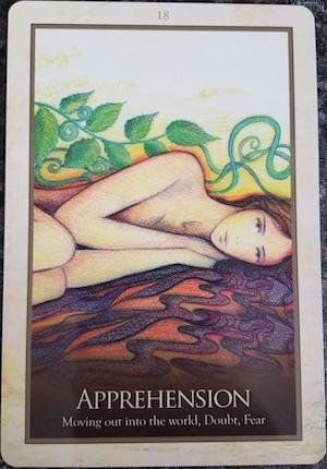 APPREHENSION - Gaia Oracle