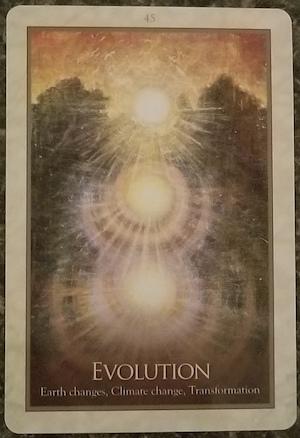 EVOLUTION - Gaia Oracle