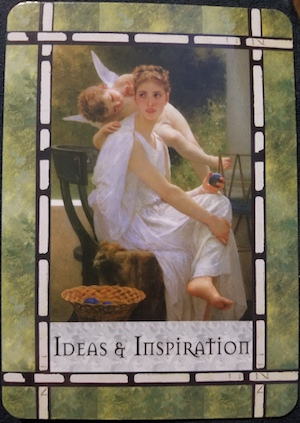 IDEAS & INSPIRATION - Healing With The Angels Oracle