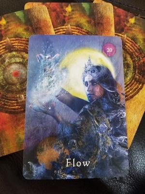 FLOW - Mystical Shaman Oracle, Colette Baron-Reid