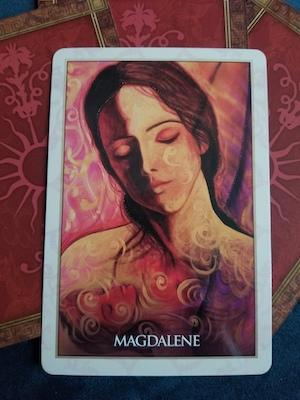 MAGDALENE - Magdalene Oracle, Toni Carmine Salerno