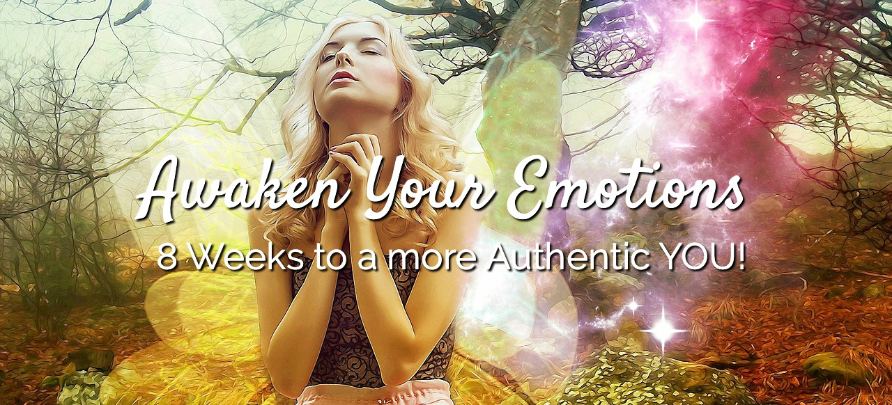 Awaken Your Emotions - 8 weeks to a more authentic you! Lois Lovegrove, Angels of Emotions