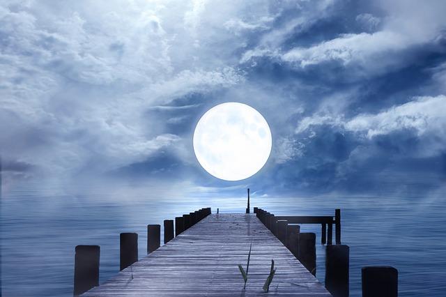 Full Moon Invocation & Visualization