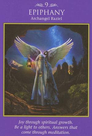EPIPHANY - Archangel Raziel: Archangel Power Tarot