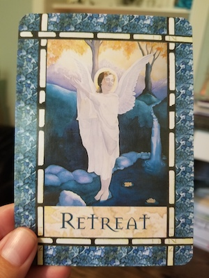 RETREAT: Healing with the Angels Oracle - Doreen Virtue