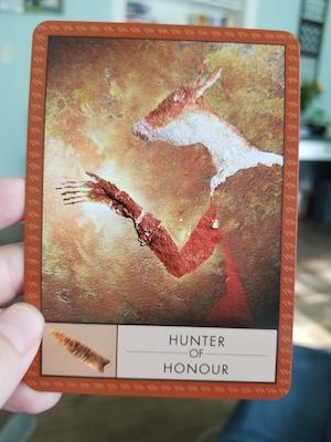 HUNTER OF HONOUR: The Shaman's Oracle - John Matthews & Wil Kinghan
