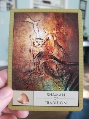 SHAMAN OF TRADITION: The Shaman's Oracle - John Matthews & Wil Kinghan