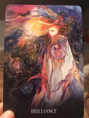 BRILLIANCE: Sacred Earth Oracle by Toni Carmine Salerno & Leela J. Williams