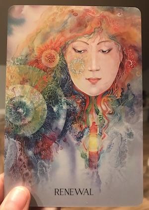 RENEWAL: Sacred Earth Oracle by Toni Carmine Salerno & Leela J. Williams