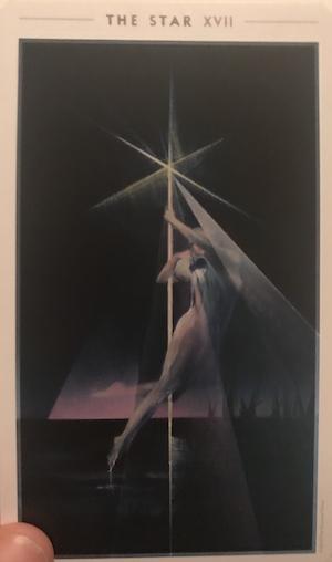 THE STAR: The Fountain Tarot by Jason Gruhl, Jonathan Saiz, Andi Todaro