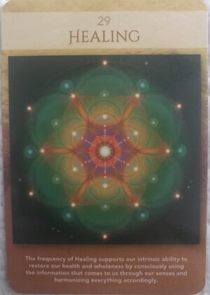 HEALING: Sacred Geometry Activations Oracle by LON