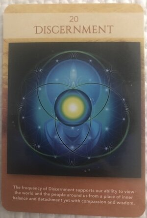 DISCERNMENT: Sacred Geometry Activations Oracle by LON