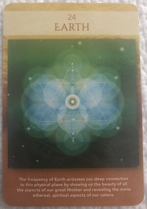 EARTH: Sacred Geometry Activations Oracle by LON