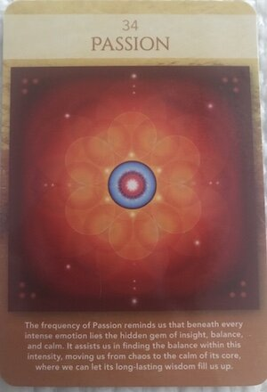 PASSION: Sacred Geometry Activations Oracle by LON