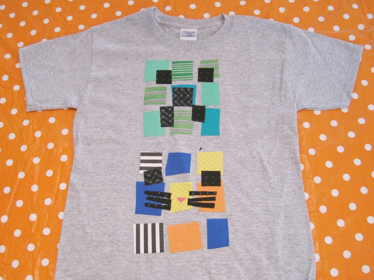 Minecraft T-shirt - ages 6 and up -  Design your own Minecraft t-shirt using