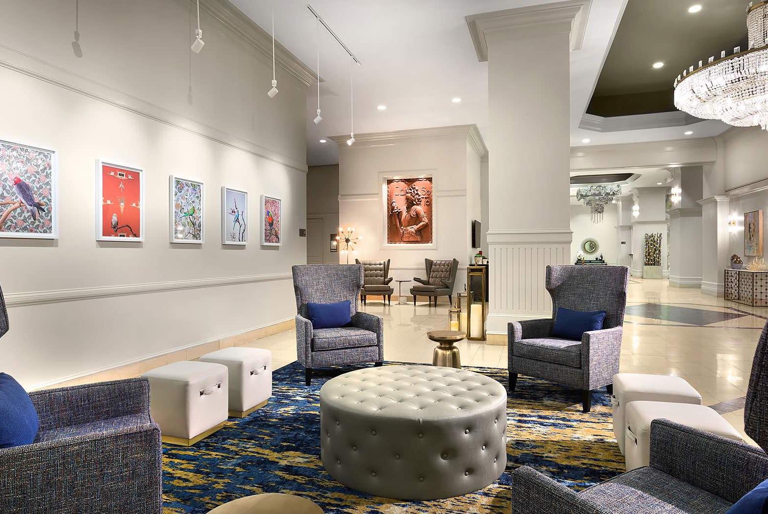 The DeSoto Savannah Hotel