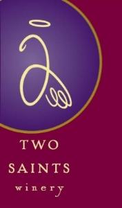 two saints logo