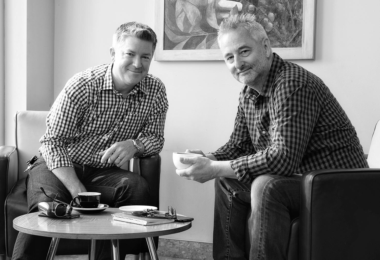 Bridgehead Coffee with Mike Tobin.
