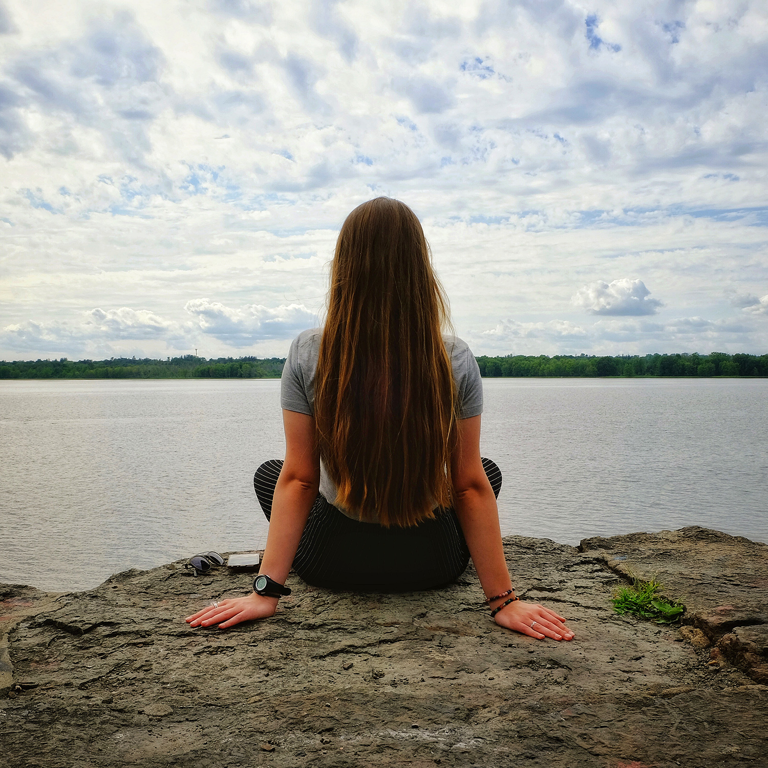 The key to mindfulness - quiet calmness!