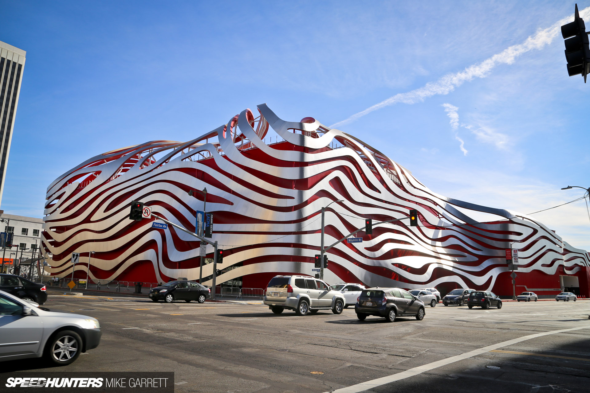 Los Angeles - Petersen Automotive Museum - Kohn Pederson Fox Architects