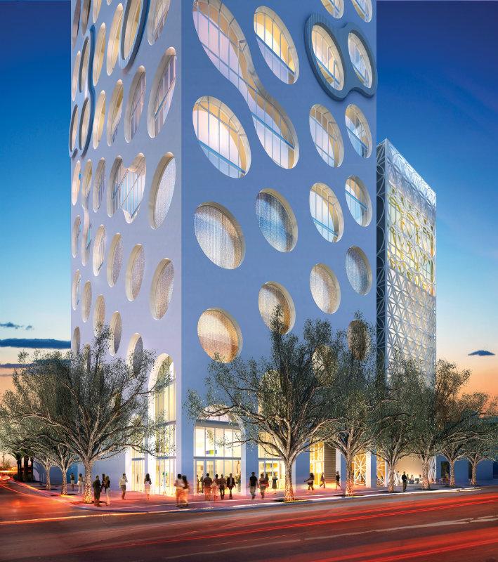 Miami, FL - COR Building - Chad Oppenhelm Architecture