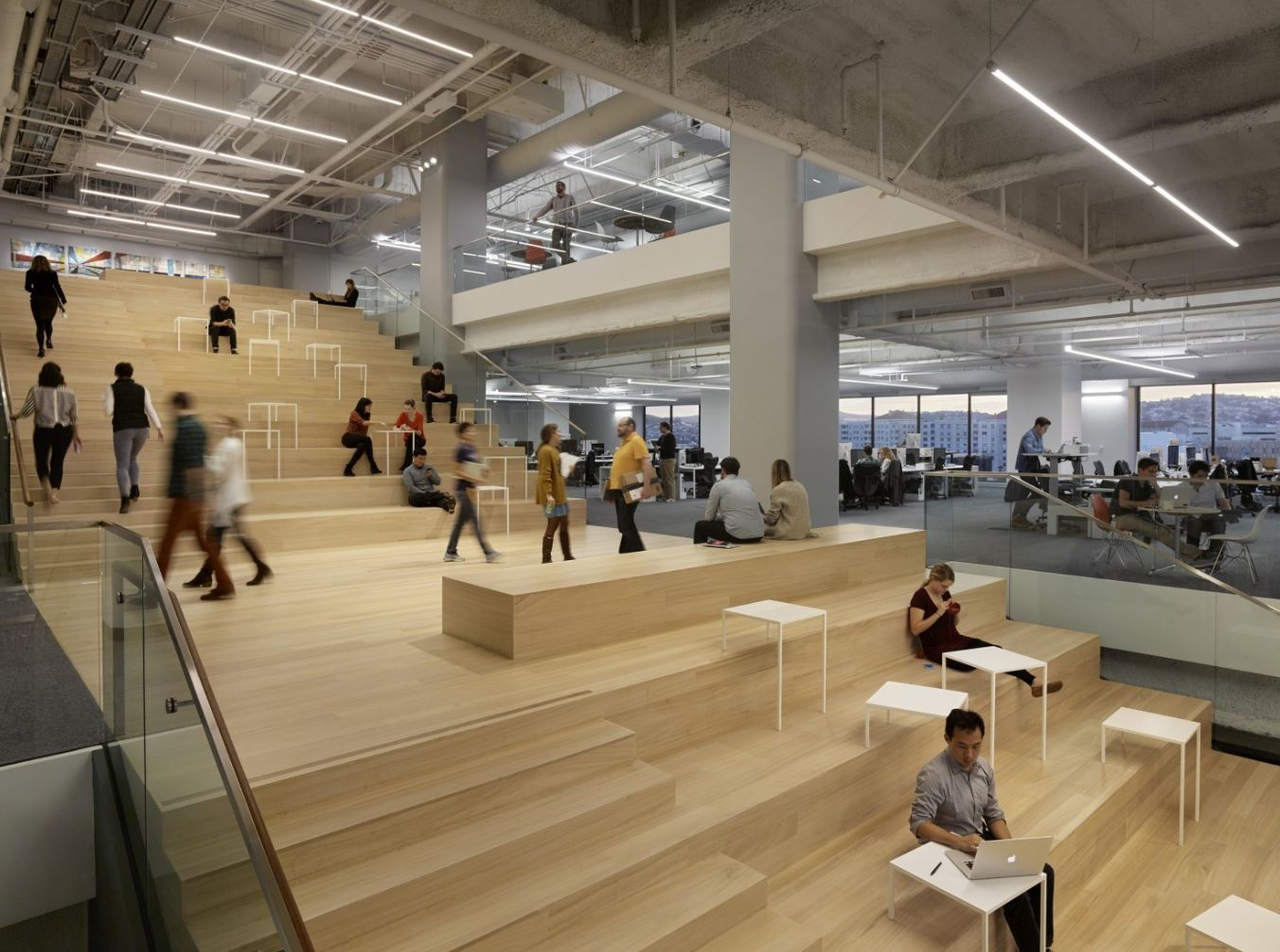 BCJ Architecture - Square, Inc. Headquarters