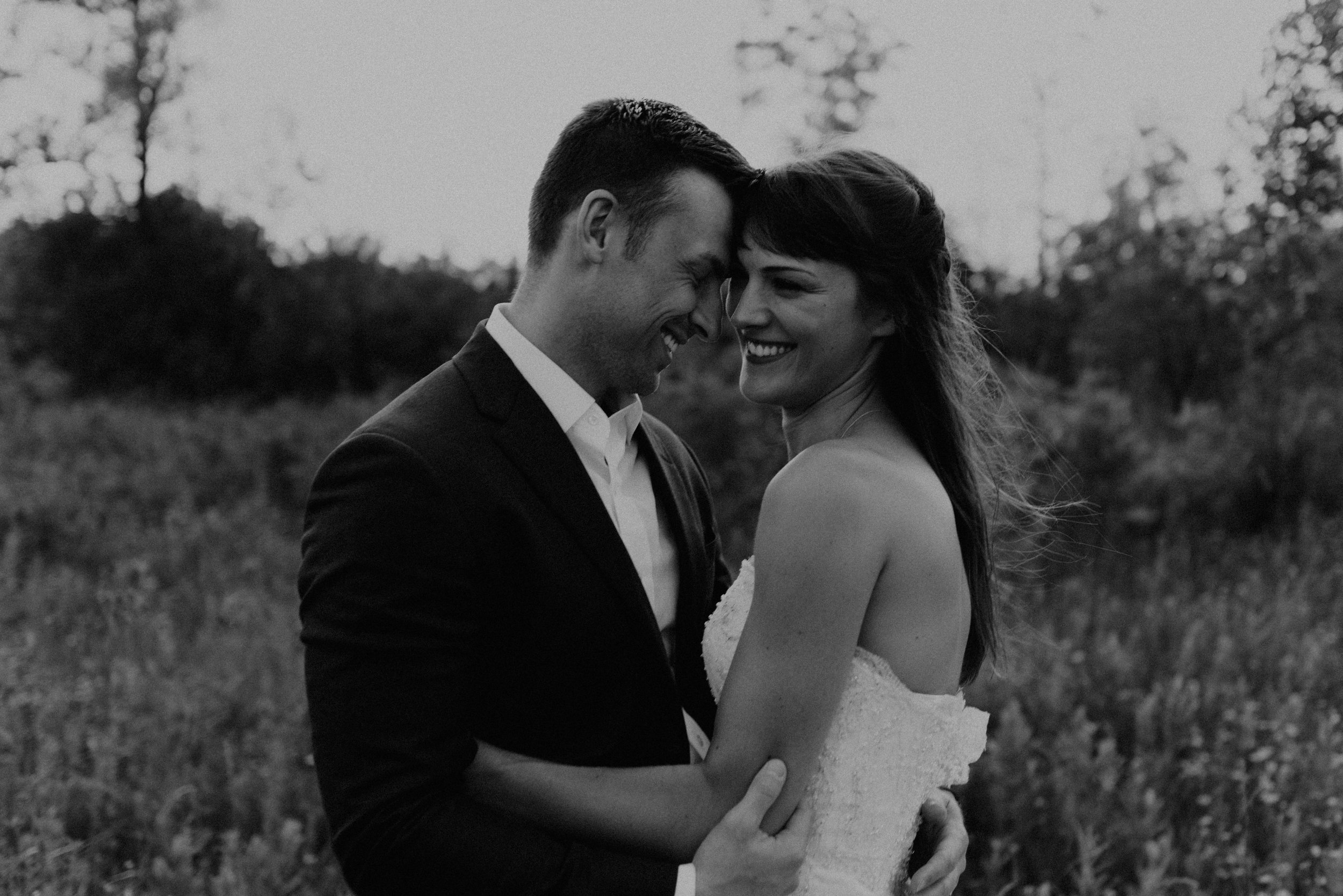Canadian elopement.