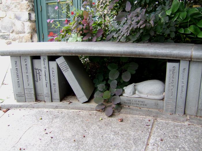 Children's Garden - Camden Public Library