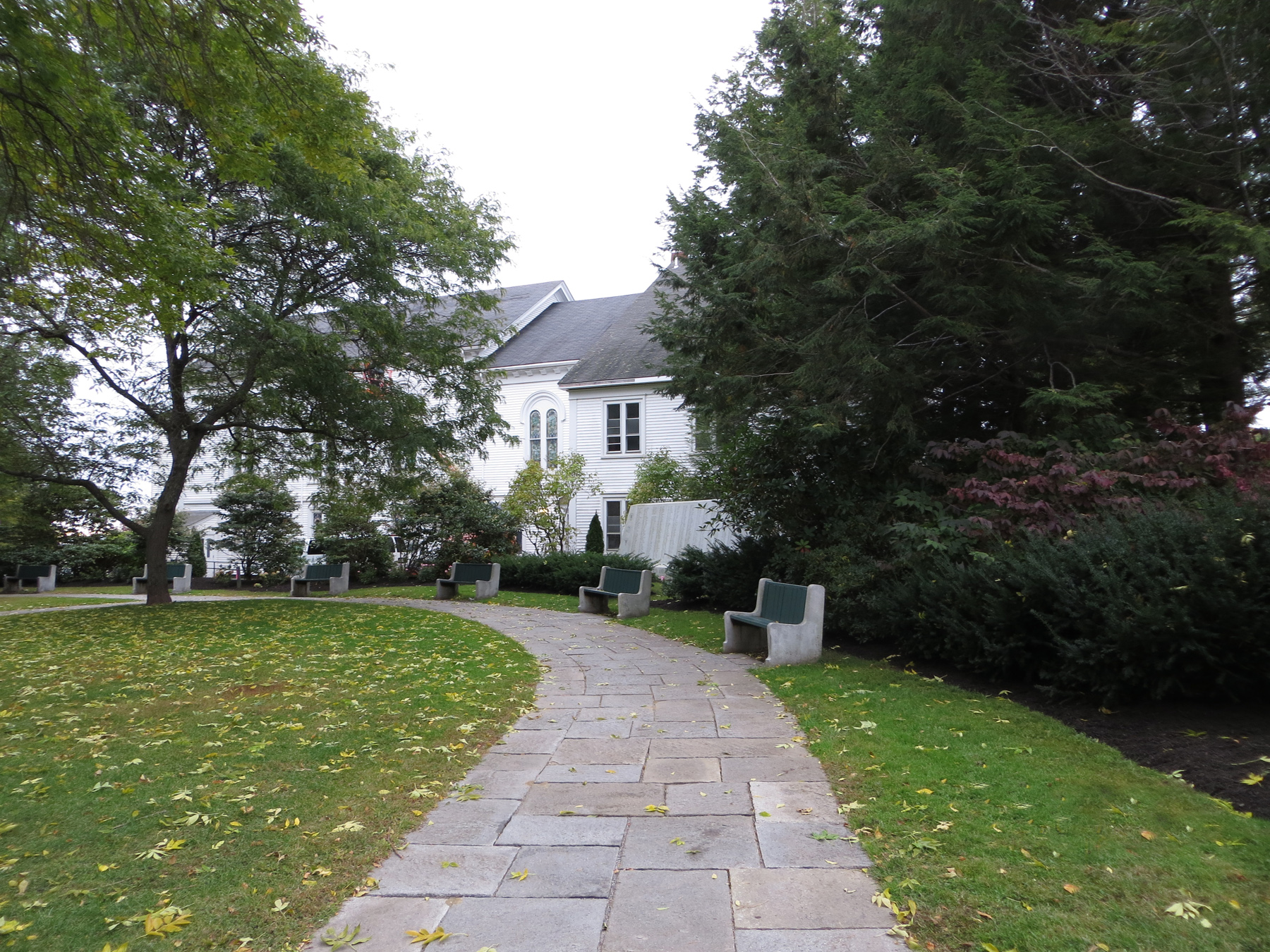 Village Green - Elm Street